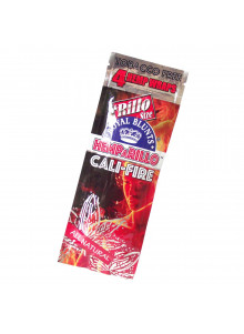 Royal Blunts Hemparillo Cali-Fire - Hemp Wraps mit Kirschgeschmack