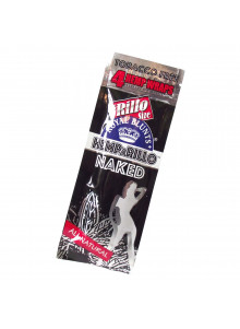 Royal Blunts Hemparillo Naked - Hemp Wraps mit Hanfgeschmack ohne Aroma