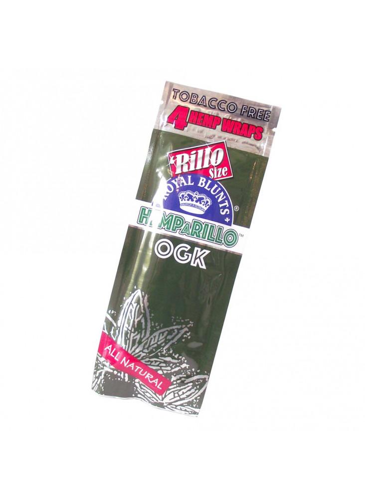 Royal Blunts Hemparillo OG Kush - Hemp Wraps mit purem Hanfgeschmack