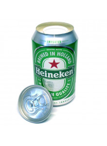 Stash Heineken Bier - Original 330ml Bierdose mit schraubbarem Deckel