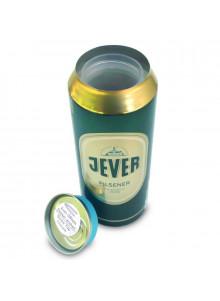 Stash Jever Bier - Original 500ml Bierdose mit schraubbarem Deckel