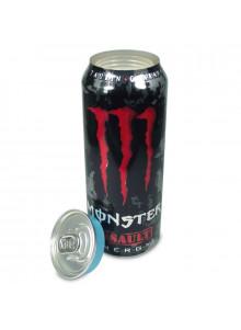 Stash Monster - 500ml  Getränkedose mit schraubbarem Deckel
