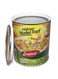 "Erasco Stash ""Hühner Nudel Topf"" - Deckel mit Schraubverschluss"