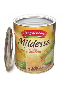 """Hengstenberg Stash """"Mildessa"""" Sauerkraut - Deckel mit Schraubverschluss"""