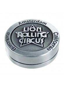 Lion Rolling Circus Grinder - 50mm - Zweiteilig - Geprägtes Logo