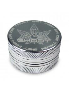 GHODT Space Grinder ⌀40mm - Aluminium - Gelasertes Logo