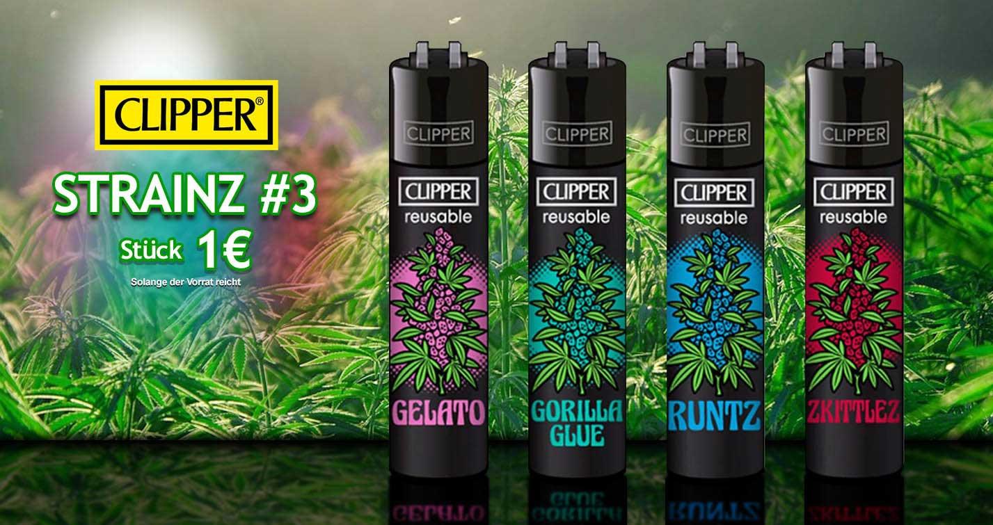 CLIPPER STRAINZ3 im Angebot