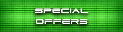 Special Offers at GHODT Headshop